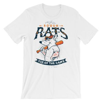 The Rough Rats Short-Sleeve Unisex T-Shirt