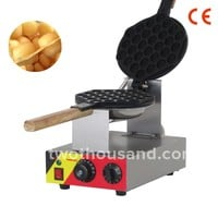 Waffle Machine - Electric, Donut Size: 200*180 MM, 1.4 KW, 201S/S, TT-WE2210