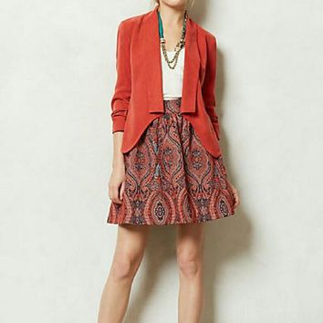 Anthropologie Karavi Print Skirt-SALE!