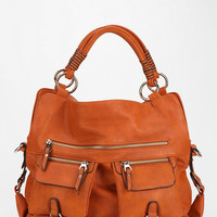 Urban Outfitters - Vegan Leather Double-Strap Tote Bag