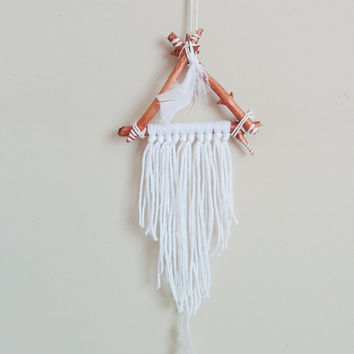 Mini Wall Hanging Dreamcatcher