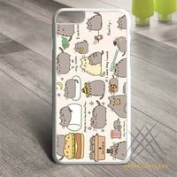Pusheen The Cat Custom case for iPhone, iPod and iPad