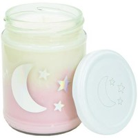Flamingo Candles Ombre Star Candle