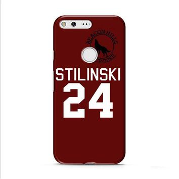 Teen Wolf Stilinski 24 Google Pixel XL 2 Case