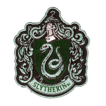 Slytherin Crest Patch | Universal Orlando™
