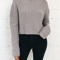 Georgia Knit Sweater