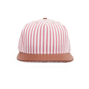 Mr. Hickory Strapback - Red