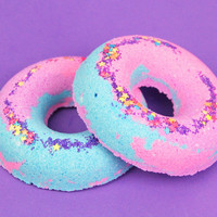 Unicorn Donut Bath Bomb