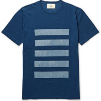 Folk - Striped Cotton-Jersey T-Shirt | MR PORTER