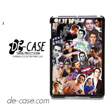 Dylan O'brien Photo Collage For Ipad 2/3/4 Ipad Mini 2/3/4 Ipad Air 1 Ipad Air 2 Case Phone Case Gift Present