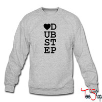 Heart Dubstep sweatshirt