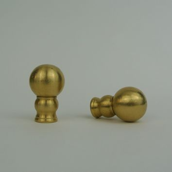Brass Bubble Drawer Knob / Pull - Pair