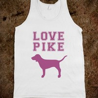 Love Pike - Young, Wild, & Greek