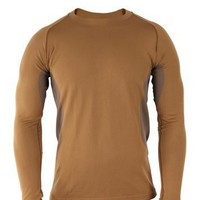 PROPPER - Lightweight Long Sleeve Base Layer APCU Tops - Coyote