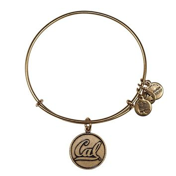 Alex and Ani University Of California Berkeley® Charm Bangle - Russian Gold