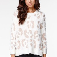 MinkPink Nocturnal Jumper - Womens Sweater - Rose Gold
