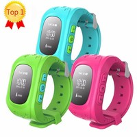 Q50 GPS Kids Smart Watch Tracker SOS Call with SIM Slot