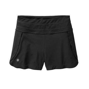 Athleta Womens Stability Run Short