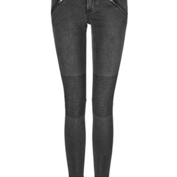 Staple Grey Biker Jeans 26 | BLK DNM | Avenue32