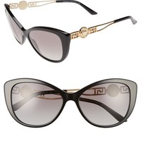 Versace 57mm Cat Eye Sunglasses | Nordstrom