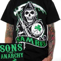 Sons Of Anarchy T-Shirt - SAMBEL Banner