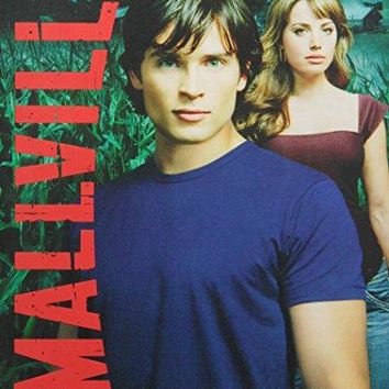 Tom Welling & Kristin Kreuk - Smallville: Season 4