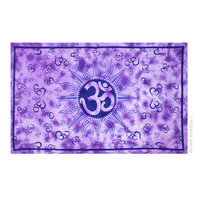 Om Sun Purple Tapestry on Sale for $24.99 at HippieShop.com