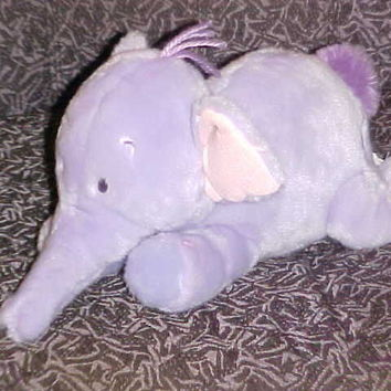"15"" Lumpy Heffalump Plush Toy From Winnie The Pooh Very Nice"