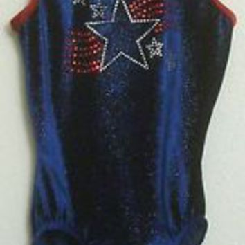 GK Gymnastics Leotard AXS Adult X-Small