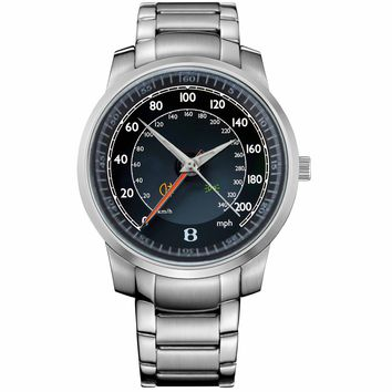 BENTLEY SPEEDOMETER Metal Watch
