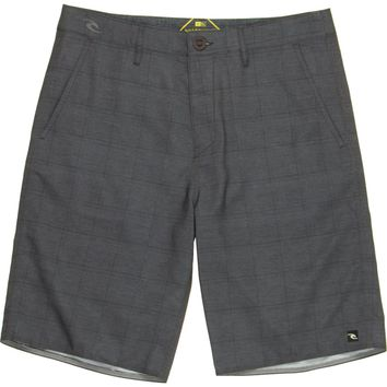 Rip Curl Secret Solution Boardwalk Short - Men's Dark Grey,
