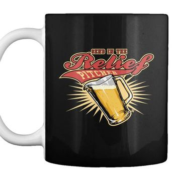 St Patrick Send In The Relief Pitcher T