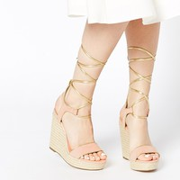 ASOS HOLLIS Wedges