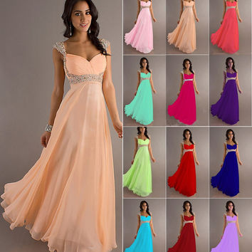 stock A-line sweetheart elegant off-shoulder cheap bridesmaid dresses