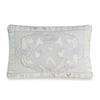 upstairs by Dransfield & Ross Antigua Oblong Toss Pillow