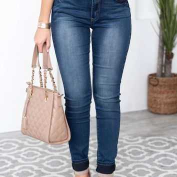 Julia High Rise Denim Jeans
