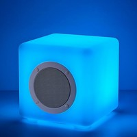 Cube Wireless LED Speaker