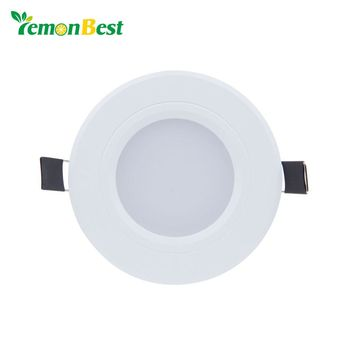 5pcs/lot 9W 15W 21W Dimmable Recessed LED Downlight For Home Lighting Decoration led Panel ceiling lamp Warm White/Cold White