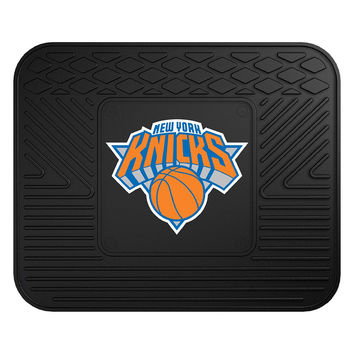 New York Knicks NBA Utility Mat (14x17)