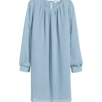 Chiffon Dress - from H&M