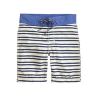 crewcuts Boys Board Short In Vintage Stripe