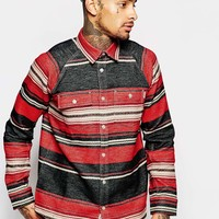 Carhartt Poncho Over Shirt at asos.com