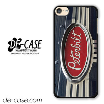 Peterbilt Truck Logo DEAL-8571 Apple Phonecase Cover For Ipod Touch 6
