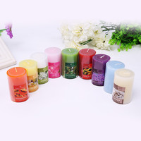 Essential Oil Candles - 8 Scents