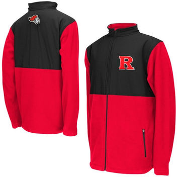 Rutgers Scarlet Knights Youth Halfpipe Jacket – Scarlet - http://www.shareasale.com/m-pr.cfm?merchantID=7124&userID=1042934&productID=547700219 / Rutgers Scarlet Knights