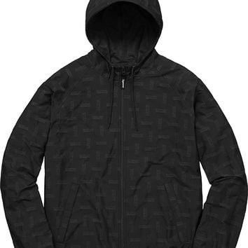 Supreme Jacquard Windbreaker