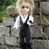 Custom Doll - David Bowie from The Labyrinth