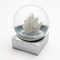 Free People Womens FP Crystal Snow Globe