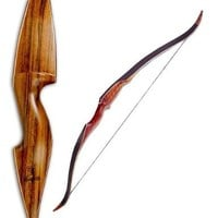 Martin Archery 40 lb Draw Weight X200 60-inch Archery Bow, Laminated Wood Recurve Right Handed