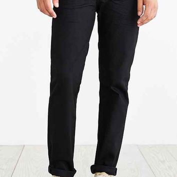 Levi's 511 Burnished Black Slim Jean- Black